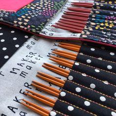 Products from Dyakcraft, Chester, Vermont, Made in the USA, finely crafted knitting needles, interchangeables