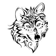 Find Wolf Head Tribal Tattoo Vector stock images in HD and millions of other royalty-free stock photos, illustrations and vectors in the Shutterstock collection. Thousands of new, high-quality pictures added every day. Wolf Tattoo Sleeve, Tribal Sleeve Tattoos, Tattoos Skull, Wing Tattoos, Fake Tattoos, Tribal Animal Tattoos, Mandala Wolf, Anubis Tattoo, Celtic Tattoos
