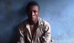 Shocking rape Crime: A 26 year old man defiles 1 and a half year girl in Benin (photos) Old Men, Year Old, Crime, News, Blog, Fictional Characters, One Year Old, Age, Fantasy Characters