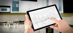 3D-Konfi - Jetzt online Küche planen!