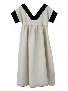 Amaryllis garden dress, Double Maison.