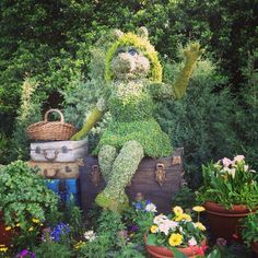 Epcot Flower and Garden 2015