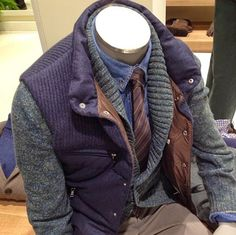 J Zavaglio Mode: Inverno moda masculina!!Camadas feitas corretamente. Casimira xale/cardigan pescoço/Casimira colete.Uaaaau