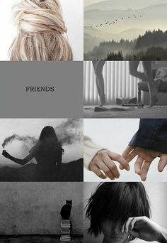 Friends – Agatha and Sophie of Woods Beyond – School for Good and Evil.