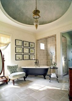 Traditional French Bathroom Design