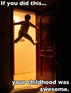 <3 Amazing Childhood Memories