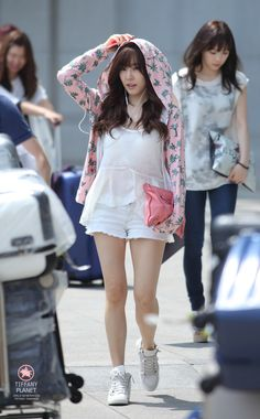 Airport Fashionista