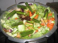 Aviyal | Kerala Style | Onam Sadya Recipe - Step-by-Step Photos and Recipe