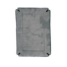 K Pet Products Memory Foam Crate Pad, Grey, 32 inch x 48 inch, Gray