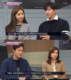 Naver Article today  #ourgabsoon casts interviewed at SBS Hanbam. #kimsoeun mentioned that their drama is beautiful as it is very realistic.  #우리갑순이 #김소은
