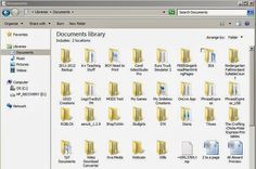 How To Create a Digital Filing Cabinet - The Organized Classroom Blog