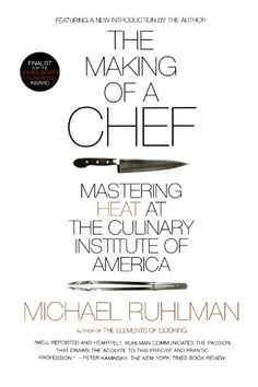 Bestseller Books Online The Making of a Chef: Mastering Heat at the Culinary Institute of America Michael Ruhlman $12.23  - http://www.ebooknetworking.net/books_detail-080508939X.html