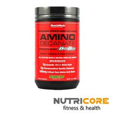 AMINO DECANATE   Nutricore   fitness & health