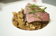 Kimchi fried rice with sous vide soy glazed steak   Nomiku