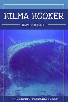 Diving the Hilma Hooker Wreck in Bonaire | Scuba | Caribbean