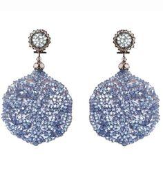 Oorbellen - Earrings - Dublos - www.pearlsandbuttons.nl Crochet Earrings, Jewelry, Fashion, Moda, Jewels, Fashion Styles, Schmuck, Jewerly, Jewelery
