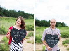 Engagement Shoot Tips For Couples by Katherine Ashdown Photography - such a fun way to use props!