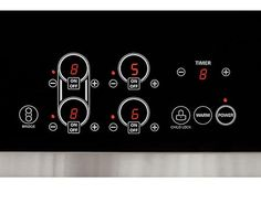 "LG LCE30845: 30"" Electric Induction Cooktop 