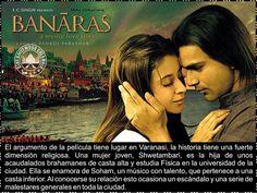 Cine Bollywood Colombia: BANARAS a mystic love story