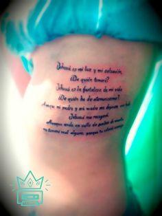 #type #tattoo #tatuaje