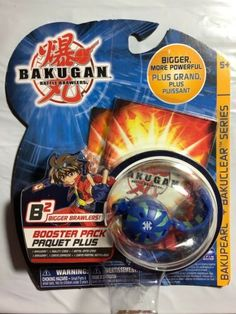 Bakugan Battle Brawlers B2 Bakupear + Bakuclear Series Booster Pack | eBay Bakugan Battle Brawlers, Best Kids Toys, Cool Kids, Packing, Ebay, Bag Packaging