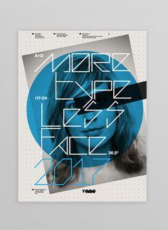 Typographika 02- Adventures In Typography. on Behance