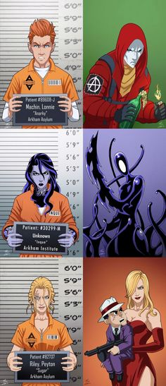 Suicide Squad for DC comics ★ ★ ★ - Visit to grab an amazing super hero shirt now on sale! Comic Book Characters, Comic Character, Comic Books, Arte Dc Comics, Dc Comics Art, Comics Anime, Comic Villains, Mundo Comic, Detective Comics