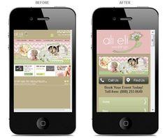 Inexpensive Mobile Website Design