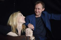 Cate Blanchett and Andrew Upton by Alan Pryke - 2006