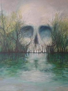 skull illusions