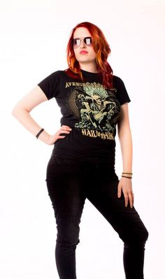 Avenged Sevenfold Model - Victoria Thorpe Art Photography - Adam Gizmo Photography