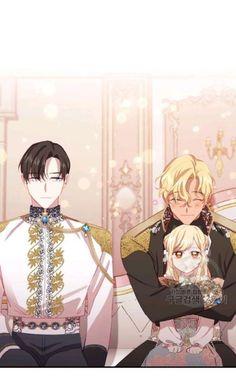 Manhwa Manga, Webtoon, How To Look Better, Anime, Princesses, Sleeves, Pictures, Cartoon Movies