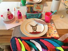 Cute Ideas for a Back to School Feast