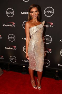Jessica Alba in Elie Saab Couture at the 2014 ESPY Awards