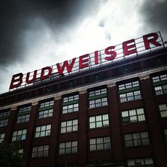 St Louis, Budweiser Brewery-toured the brewery, hops do not smell good.