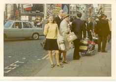 Piccadilly 1968 - vintage. #180Piccadilly