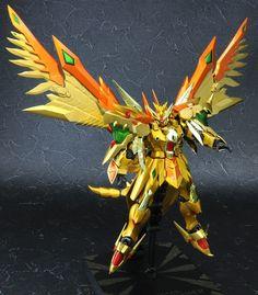 P-Bandai Tamashii Exclusive SDX Gold God Superior Kaiser Gundam: No.6 NEW Official Images, Info Release http://www.gunjap.net/site/?p=303902