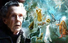 Психоделические картины Леоноры Каррингтон: philologist. Леонора Каррингтон (англ. Leonora Carrington; 6 апреля 1917, Чорли, графство Ланкашир, Великобритания — 25 мая 2011, Мехико)