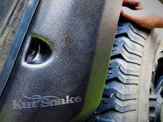 Kut Snake Flares For Toyota Landcruiser 78 Series Troop Carrier Full Set - Kut Snake Full Set, Land Cruiser, Troops, Toyota, Snake, Abs, Crunches, A Snake, Abdominal Muscles