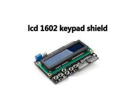 CFSUNBIRD LCD Keypad Shield LCD1602 LCD 1602 Module Display For Arduino ATMEGA328 ATMEGA2560 raspberry pi UNO blue screen