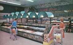 Piggly Wiggly, 1963, somewhere in Texas or Oklahoma.