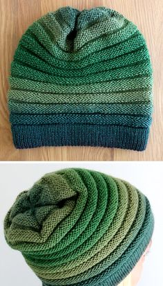 Freies Strickmuster , Gradient Wurm - Free Pattern , Free Knitting Patterns Source by AmazingKn. Loom Knitting, Knitting Patterns Free, Knit Patterns, Free Knitting, Baby Knitting, Knitting Needles, Pattern Sewing, Knit Crochet, Crochet Hats
