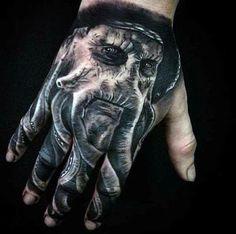 45 hình xăm 3D sống động & chân thực, đỉnh cao của nghệ thuật tattoo