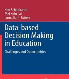 Data-Based Decision Making In Education PDF