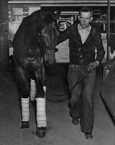 Seabiscuit and Red Pollard - two who were told they would never make it...