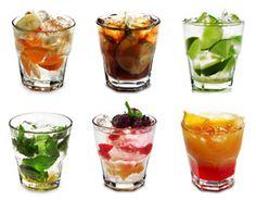 cocktail-garnish, kokteyl-garnitür-kokteyllerin sınıflandırılması