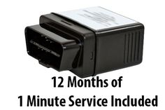 MasTrack OBD Real Time GPS Vehicle Tracker with 12 Months of 1 Minute Service ** Check out the image by visiting the link.