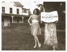 Casa Susanna: Charming casual pix of a cross-dressers' haven in the 1950s and 1960s | Dangerous Minds