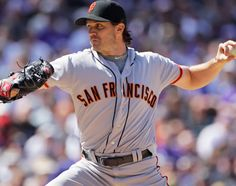 04/09/2012: Zito with his first shut-out as a Giant and the first W of the season; SF 7, COL 0