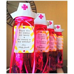 Last minute nurse thank you bags auntieemscrafts baby tarsha labor nurse gifts more solutioingenieria Gallery